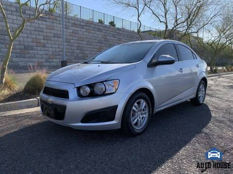 2015 Chevrolet Sonic for sale at AUTO HOUSE TEMPE in Tempe AZ