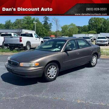 2003 Buick Century for sale at Dan's Discount Auto in Gaston SC