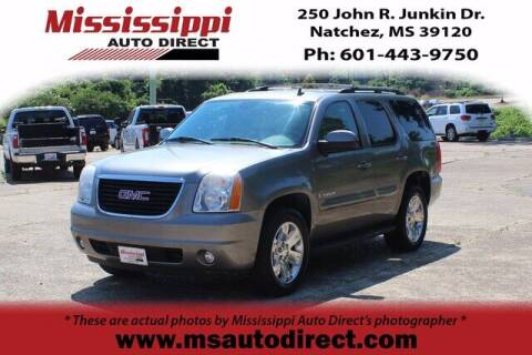2008 GMC Yukon for sale at Auto Group South - Mississippi Auto Direct in Natchez MS