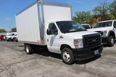 2022 Ford E-Series Chassis for sale at BROADWAY FORD TRUCK SALES in Saint Louis MO