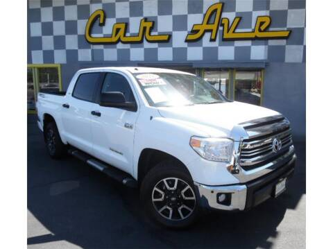 2016 Toyota Tundra for sale at Car Ave in Fresno CA