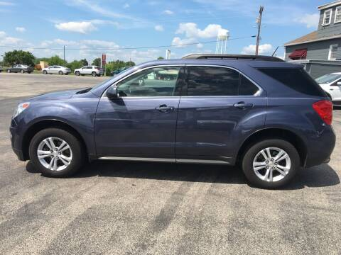 2014 Chevrolet Equinox for sale at Village Motors in Sullivan MO