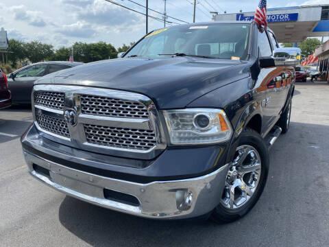 2014 RAM Ram Pickup 1500 for sale at LATINOS MOTOR OF ORLANDO in Orlando FL