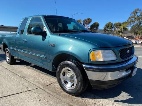 1997 Ford F-150 for sale at Beyer Enterprise in San Ysidro CA
