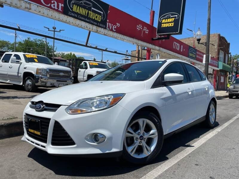 2012 Ford Focus for sale at Manny Trucks in Chicago IL