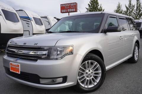 2014 Ford Flex for sale at Frontier Auto & RV Sales in Anchorage AK