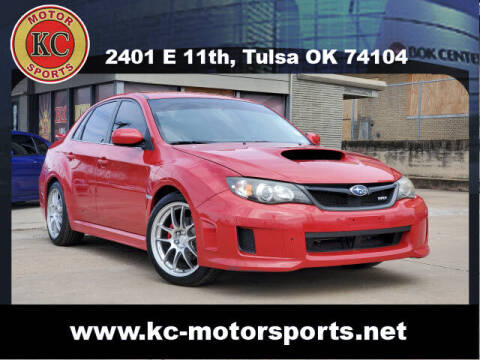 2011 Subaru Impreza for sale at KC MOTORSPORTS in Tulsa OK
