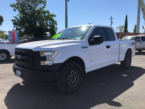 2015 Ford F-150 for sale at C J Auto Sales in Riverbank CA