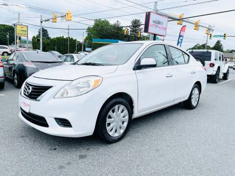 2014 Nissan Versa for sale at LotOfAutos in Allentown PA