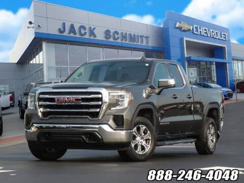 2019 GMC Sierra 1500 for sale at Jack Schmitt Chevrolet Wood River in Wood River IL