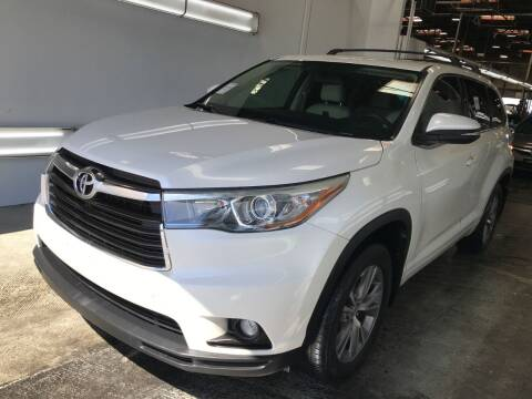 2015 Toyota Highlander for sale at San Jose Auto Outlet in San Jose CA