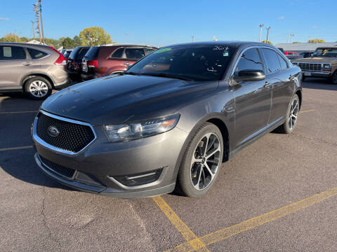 2015 Ford Taurus for sale at De Anda Auto Sales in South Sioux City NE