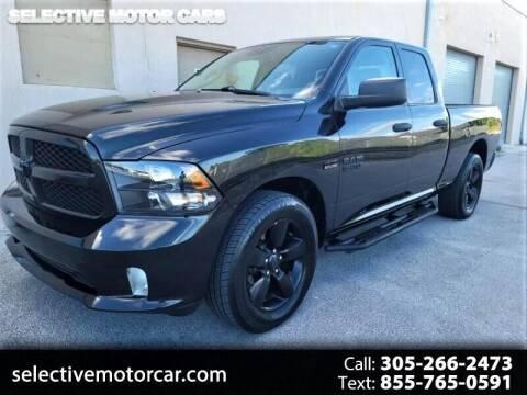 2015 RAM Ram Pickup 1500 for sale at Selective Motor Cars in Miami FL