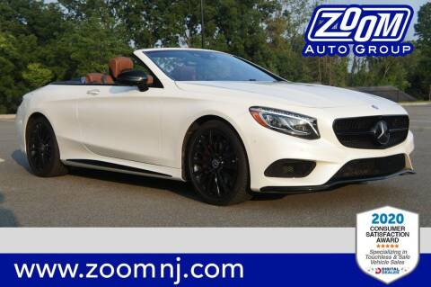 2017 Mercedes-Benz S-Class for sale at Zoom Auto Group in Parsippany NJ
