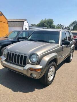 2004 Jeep Liberty for sale at Victory Auto Sales in Stockton CA