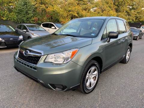 2014 Subaru Forester for sale at Dream Auto Group in Dumfries VA
