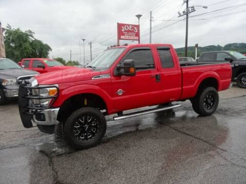 2015 Ford F-350 Super Duty for sale at Joe's Preowned Autos in Moundsville WV