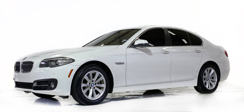 2016 BMW 5 Series for sale at Houston Auto Credit in Houston TX