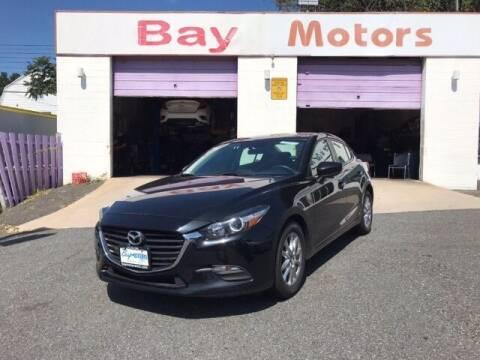 2017 Mazda MAZDA3 for sale at Bay Motors Inc in Baltimore MD