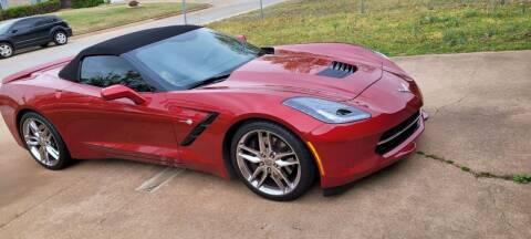 2014 Chevrolet Corvette for sale at Americas Trucks in Jones OK