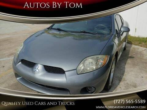 2006 Mitsubishi Eclipse for sale at Autos by Tom in Largo FL