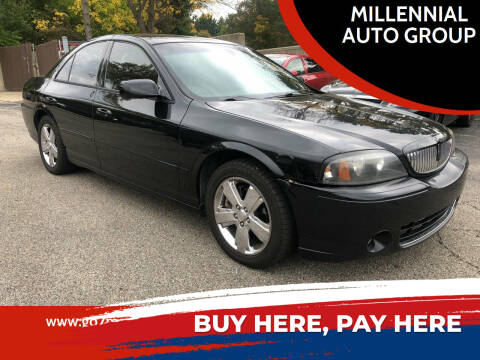 2006 Lincoln LS for sale at MILLENNIAL AUTO GROUP in Farmington Hills MI