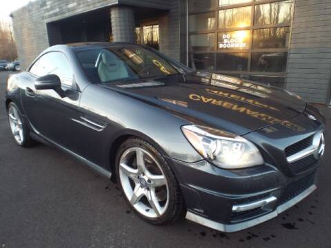 2013 Mercedes-Benz SLK for sale at Carena Motors in Twinsburg OH