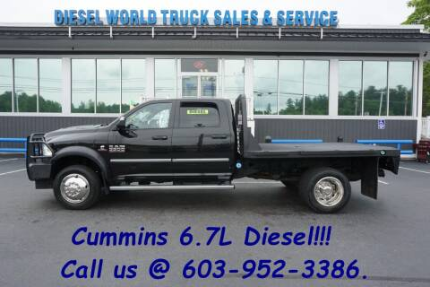 2017 RAM Ram Chassis 5500 for sale at Diesel World Truck Sales in Plaistow NH