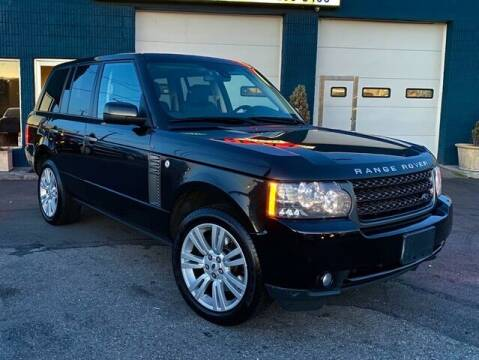 2011 Land Rover Range Rover for sale at Saugus Auto Mall in Saugus MA