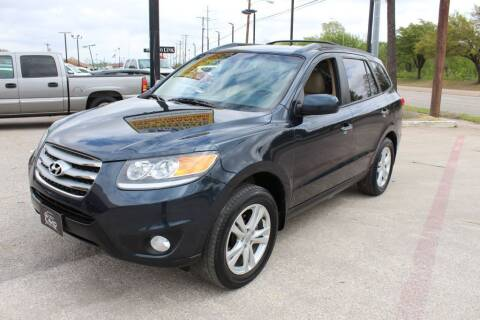 2012 Hyundai Santa Fe for sale at Flash Auto Sales in Garland TX