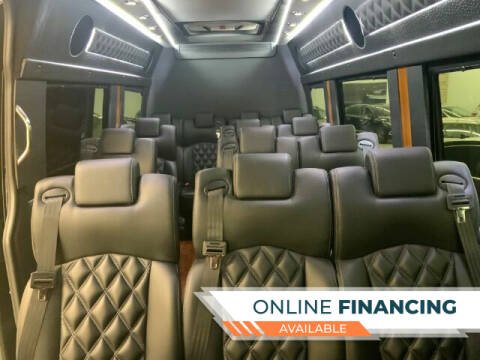 2016 Mercedes-Benz Sprinter for sale at Dixie Motors in Fairfield OH