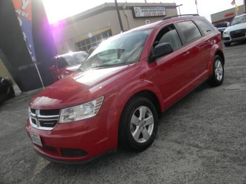 2014 Dodge Journey for sale at Meridian Auto Sales in San Antonio TX