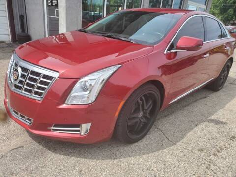 2014 Cadillac XTS for sale at Extreme Auto Sales LLC. in Wautoma WI
