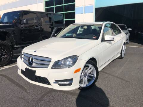 2012 Mercedes-Benz C-Class for sale at Best Auto Group in Chantilly VA