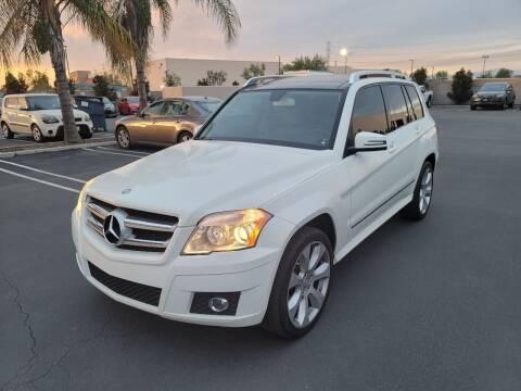 2011 Mercedes-Benz GLK for sale at Auto Facil Club in Orange CA