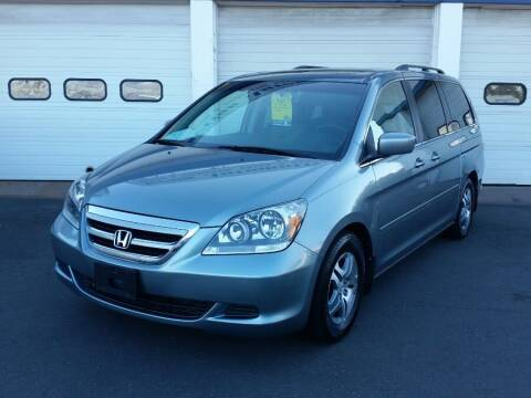 2007 Honda Odyssey for sale at Action Automotive Inc in Berlin CT