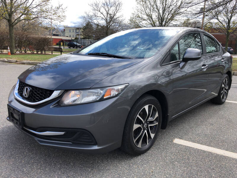 2013 Honda Civic for sale at Commercial Street Auto Sales in Lynn MA