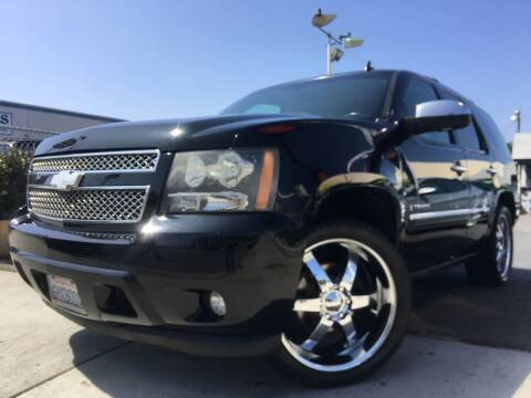2009 Chevrolet Tahoe for sale at Auto Express in Chula Vista CA