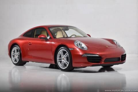 2013 Porsche 911 for sale at Motorcar Classics in Farmingdale NY