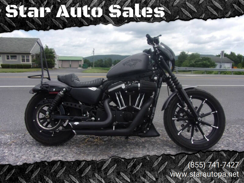 2016 Harley-Davidson Sportster for sale at Star Auto Sales in Fayetteville PA
