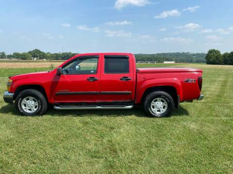 2004 Chevrolet Colorado for sale at Wendell Greene Motors Inc in Hamilton OH
