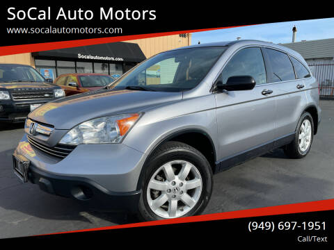 2007 Honda CR-V for sale at SoCal Auto Motors in Costa Mesa CA