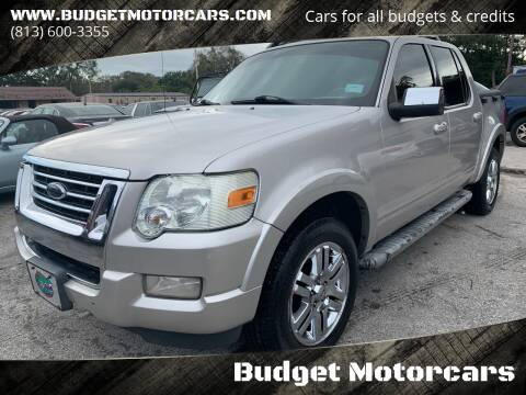 2008 Ford Explorer Sport Trac for sale at Budget Motorcars in Tampa FL