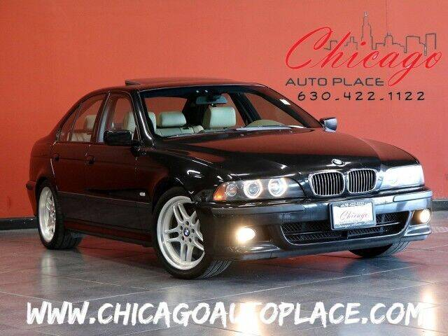 2003 BMW 5 Series for sale at Chicago Auto Place in Bensenville IL