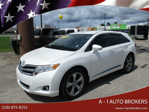 2014 Toyota Venza for sale at A - 1 Auto Brokers in Ocean Springs MS