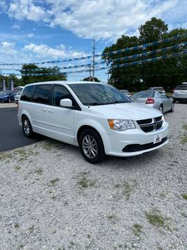 2017 Dodge Grand Caravan for sale at GENE AND TONYS DEMOTTE AUTO SALES in Demotte IN