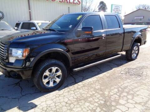 2011 Ford F-150 for sale at De Anda Auto Sales in Storm Lake IA