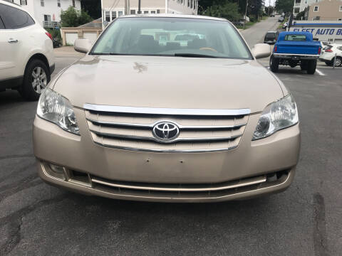 2007 Toyota Avalon for sale at Worldwide Auto Sales in Fall River MA