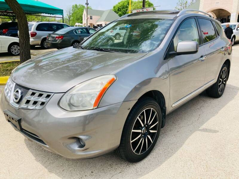 2011 Nissan Rogue for sale in Dallas, TX