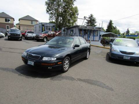 1996 Mazda Millenia for sale at ARISTA CAR COMPANY LLC in Portland OR